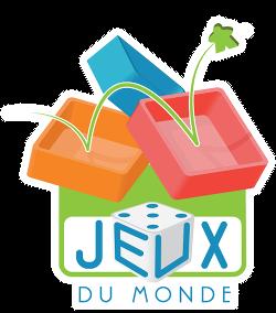 Logo de la boutique de jeux de société Jeux du monde