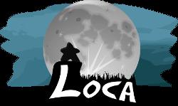 Logo de l'association de jeux de société de LOCA